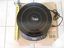 NEW IN BOX NUWAVE PRECISION INDUCTION COOKWARE 1300 WATTS MODEL 30101 NIB   DVD