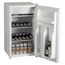 Apartment Fridge  Miller Lite Mini Refrigerator College  3 cu ft  Freezer  Beer