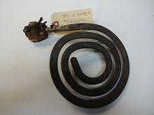 Vintage Frigidaire Range Stove Element Burner 8  3 wire from 1950 s  5422643  1