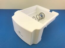 Genuine Kenmore Refrigerator Ice Container Assembly 5075JJ1003F