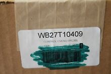 GENERAL ELECTRIC WB27T10409 CONTROL OVEN   ERC3B  GE