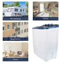 Portable Washing Machine Compact Washer Dryer Combo Rv Car Dorm Best Small