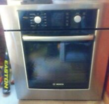 Bosch HBN5450UC 500 Series 27  Stainless Electric Wall Oven frieght shipping