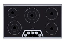 Thermador Masterpiece Series CEM365FS 36  Smoothtop Electric Cooktop MSRP  1 249