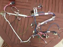 Kenmore Elite He3t front load washer OEM Wire Harness w  Relay
