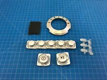Genuine LG Dryer Control Panel Push Button Repair Kit AGL32400809