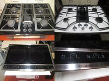 30  Jenn Air  Gas Cooktop  Downdraft   Electrolux Glass CookTop   Your Choice