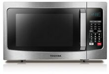 Microwave Oven w  Convection Function Smart SensorLight Toshiba Stainless Steel