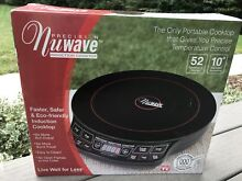 NuWave  Precision Induction Cooktop Model  30121   NEW