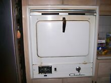 CHAMBERS IN WALL OVEN 27 INCH WORKS PERFECT