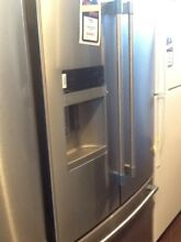 New Open box Maytag Stainless Steel Refrigerator MFI2570FEZ with full warranty