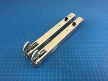 Genuine LG Electric Oven Door Hinge 4775W1N001B Set of 2
