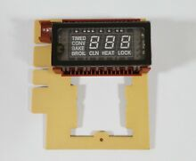 Thermador Oven Selector Temperature VFD Display 14 31 694