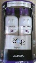 EveryDrop By Whirlpool Refrigerator Water Filter 1  Pack Of 2