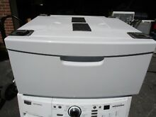 Samsung White Pedestal WE357A0W XAA for Washer WITH HARDWARE