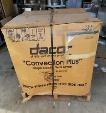 NEW Dacor 30 inch Convection Wall Oven FREE SHIPPING