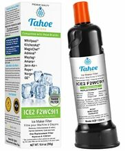 Ice Maker Filter   ICE2 F2WC9I1 Certified Refrigerator Ice Machine Filter  Ice2
