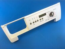 Genuine Bosch Washer Control Panel Assembly 670357 00670357 670407 00670407