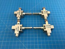 Genuine KitchenAid Gas Range Oven Surface Burner Valve 9753045 9753614 Set of 4
