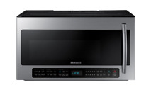 Samsung ME20H705MSS 30  Microwave Oven Brand New In Original Factory Container