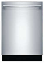Bosch SHXM63W55N 300 Series 24 Inch Built in Fully Integrated Dishwasher New