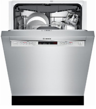 Bosch SHXM63W55N 24  Built In Dishwasher Stainless Steel Brand New