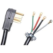 Accessories 4 Wire Closed Eyelet 30 Amp Dryer Cord  10ft