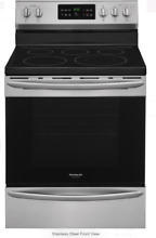 Frigidaire Gallery Frigidaire Gallery FGEF3036TF 30  Freestanding Electric Rang