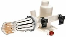 Whirlpool 280187 Washer Drain Pump and Motor Assembly