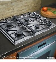 Decor Renaissance Rgc304sng 30 Inch Gas Cook Top  Brand New