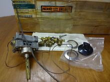 New Old Stock Tappan Oven Thermostat  w  pilot lights   722R001S01