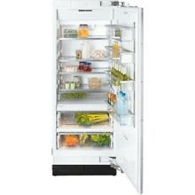 Miele 30  Stainless Steel Built In All Refrigerator  Model   K1803SF SS
