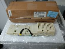 00660809 Bosch Washer Control Board and Panel