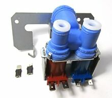 WR57X98   REFRIGERATOR DUAL DOUBLE SOLENOID WATER INLET VALVE