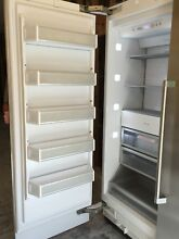Thermador 60 Inch Built In refrigerator