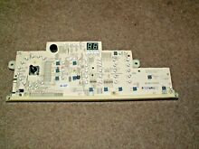 GE washer electronic control board  WH12X10534