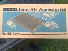 Jenn Air AG341W Designer Range Cooktop Gas Grill Cover White