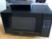 Majic chef convection microwave oven model mcc1311arb  RECREATIONAL VEHICLE