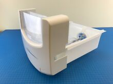 Genuine GE Refrigerator Ice Bin Container Assembly WR17X12138 WR30X10074
