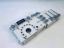 GE Washer Control User Interface Board WH12X10468 WH12X10380