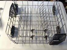 Whirlpool KitchenAid Dishwasher Lower Rack Assembly W11023966 W10713334