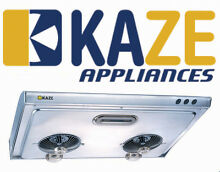 KAZE K202 36 Inch Stainless Steel Slim Under Cabinet Kitchen Range Hood Fan