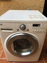 LG All In One Washer   Dryer Combo 120V   23 5 8  Wide  Ventless Dryer WM3431HW