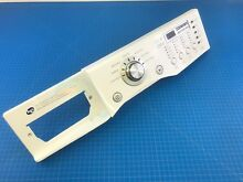 Genuine LG Washer Control Panel Assembly AGL30906703 6871EC1116C