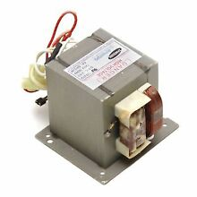Samsung Kenmore Microwave Oven High Voltage Transformer DE26 00122B SHV U1750C