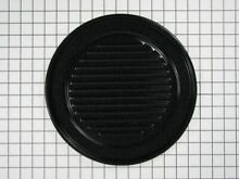 Genuine WB49X10054 GE Microwave Tray Grille Pan nonstick