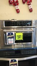 New Open Box KitchenAid 24  Built In Microwave Oven Stainless Steel KMBS104ESS