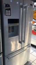 New Open Box Maytag 24 70 Cu  Ft  French Door Refrigerator White MFI2570FEW