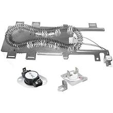8544771 Dryer Parts   Accessories Heating Element And 279973 Thermal Cut Off
