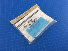 Genuine Kenmore Gas Range Oven LP Orifice Conversion Kit 316243702 937825